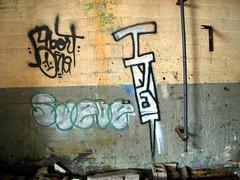 DSCN0999 (ExcuseMySarcasm) Tags: urban streetart art graffiti grafiti character graf detroit graffito graffitis