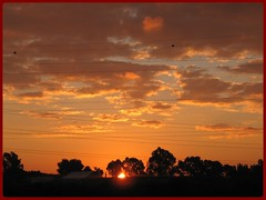 23-Dec-2007 Sunrise - זריחה (yoel_tw) Tags: clouds sunrise dawn עננים זריחה goldenmix זריחות unature ysplix wonderfulworldmix