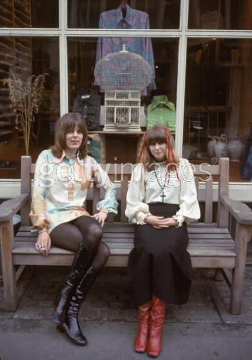 Deborah and Claire