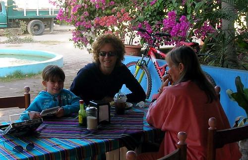 Koffee Klatch in La Manzanilla