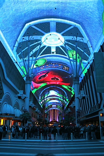 The Freemont Street Experience