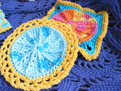 Stashbusinting Dishcloth