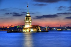 The Leander's Tower (communiquel) Tags: favorite night turkey 1 interestingness interesting nikon europe view image 10 favorites scene istanbul images fave explore views faves 100 top10 scenes soe hdr 1000 comments comment d300 blueribbonwinner 10faves 18200vr mywinners abigfave theleanderstower platinumphoto aplusphoto diamondclassphotographer flickrdiamond theunforgettablepictures brillianteyejewel platinumheartaward betterthangood nikond300 communiquel naturelovelybluecolorfavecomment10001001010 alemdagqualityonlyclub saariysqualitypictures