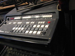 Vintage Digital Drum Machine