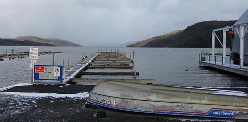 Otsego Lake pier