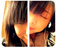 dig into what you like (Jersey Yen) Tags: music selfportrait digital diptych jersey 2008 panasoniclx2 ipodipod