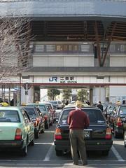 Kyoto's Nijo Station