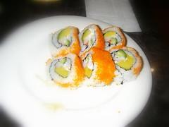 鮭魚卵壽司 Salmon roe