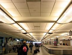 Denver International Airport (loren1996) Tags: airport colorado dia denver terminal international points baggage suitcase vanishing claim jeppesen