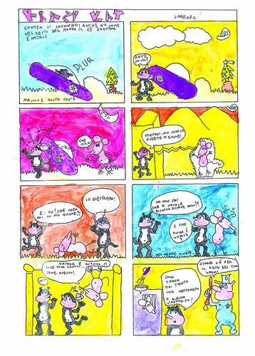 Krazy Kat tribute by Italian schoolchildren - page 8