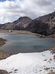 Trek - Bariloche - Frey - Jacob - neige lac