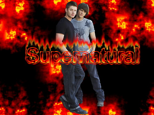 supernatural wallpapers. Supernatural wallpaper