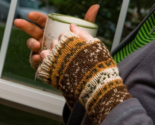 Inca Earth Mitts