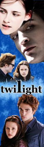 Twilight könyvjelző