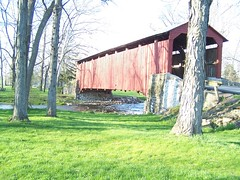 Covered Bridge Lancaster County