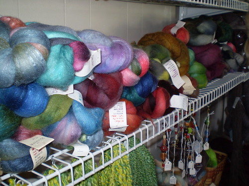 New spinning/felting fiber!