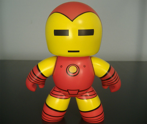 Mighty Muggs Iron Man 1
