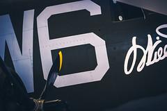 """C-47 """"Willa Dean"""" at Lyon Air Museum (JM L) Tags: johnwayneairport martinaviation warbird lyonairmuseum wwii warbirds c47 c47dakota bomber aircraft dc3 sna"""