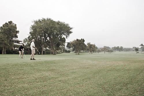 Les sous-doués au golf