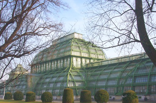 HDR Pallmhouse @ Vienna Zoo