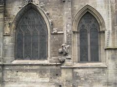 glise Saint-tienne-le-Vieux (6) (Herbaltablet) Tags: france europa europe normandie normandy gothique calvados caen 14000 listedbuilding bassenormandie artgothique caenlamer monumentshistoriques