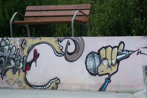 graffiti mc