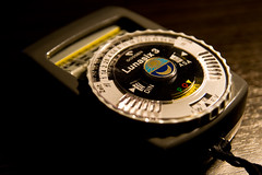 Gossen Lunasix 3 Light Meter (Rolf F.) Tags: light 3 film analog vintage meter analogue lightmeter gossen lunasix belichtungsmesser gossenlunasix3 lunasix3