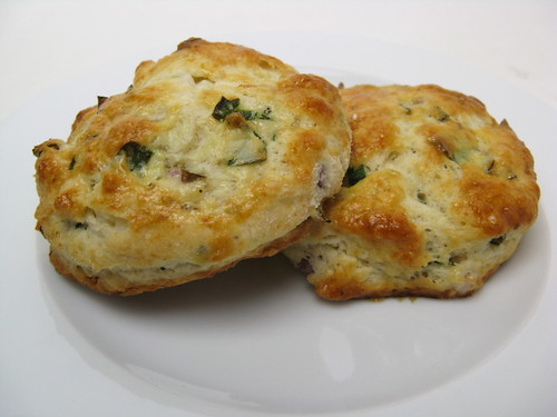 Ramp & Buttermilk Biscuits
