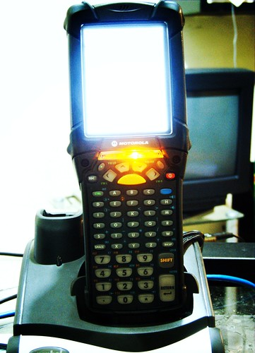 Symbol Motorola MC9090 con Windows CE 5.0