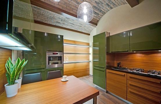 russisch appartement