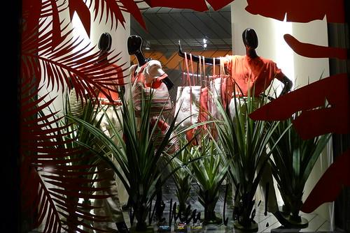 Vitrines Sonia Rykiel - Paris, mai 2011