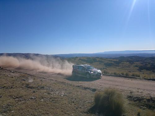 WRC SS4 El Cóndor