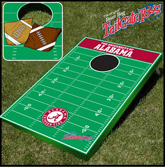 Alabama Bean Bag Toss Game