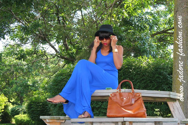 Into the blue by www.jadore-fashion.com