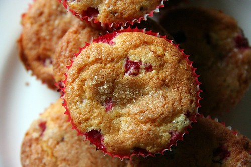 Currant Muffins