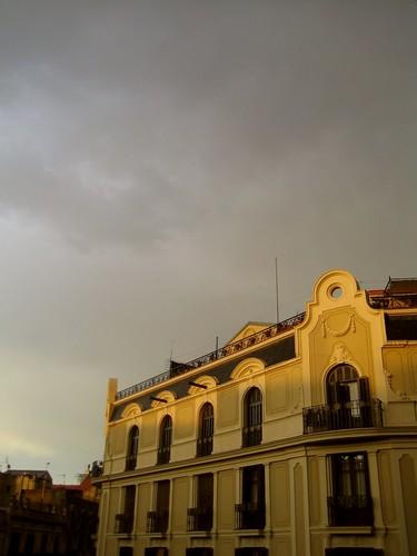 Tras la tormenta en Barcelona (I)