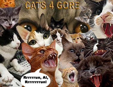 Cats for Gore