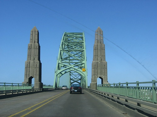 bridge gates in Newport