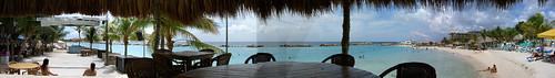 Curaçao Beach Panorama