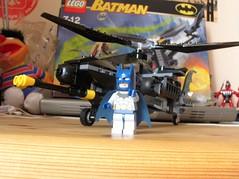 Helicptero de Batman (hellplex) Tags: comic lego batman