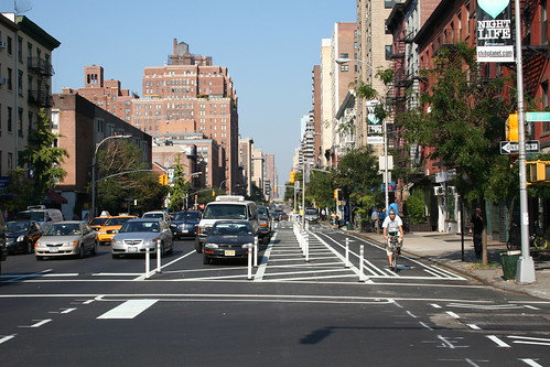 9th ave bike lane