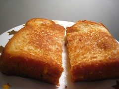grilled cheese (mintyfreshflavor) Tags: food sandwich explore grilledcheese exploretop100