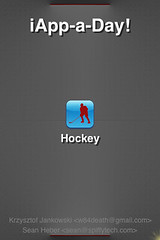 iApp-a-Day Hockey