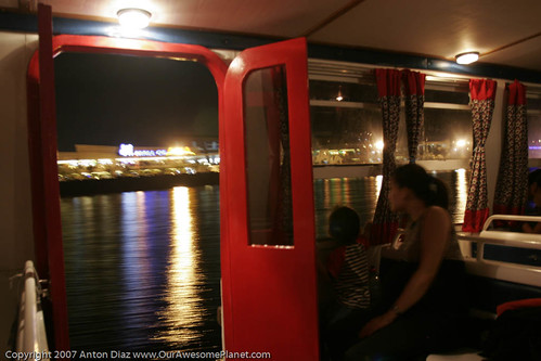 Metro Ferry Manila Bay Cruise-9