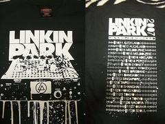 リンキンのTシャツ