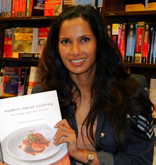 padma and modern indian cooking