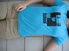 Estampa Old School (SUBestampa) Tags: design tshirt silkscreen retrô camiseta estampa disquete serigrafia babylook