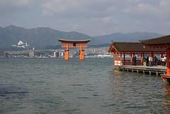 Itsukushima shirine