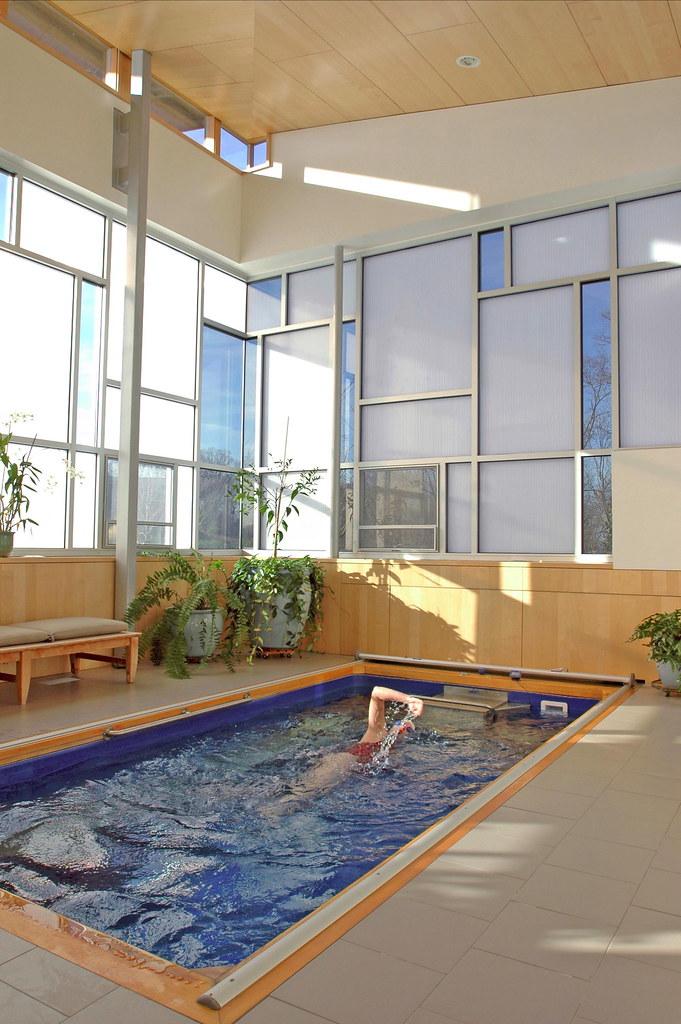 Endless Pools Indoor Pools