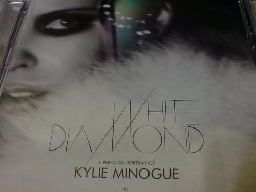 white diamond - kylie minogue
